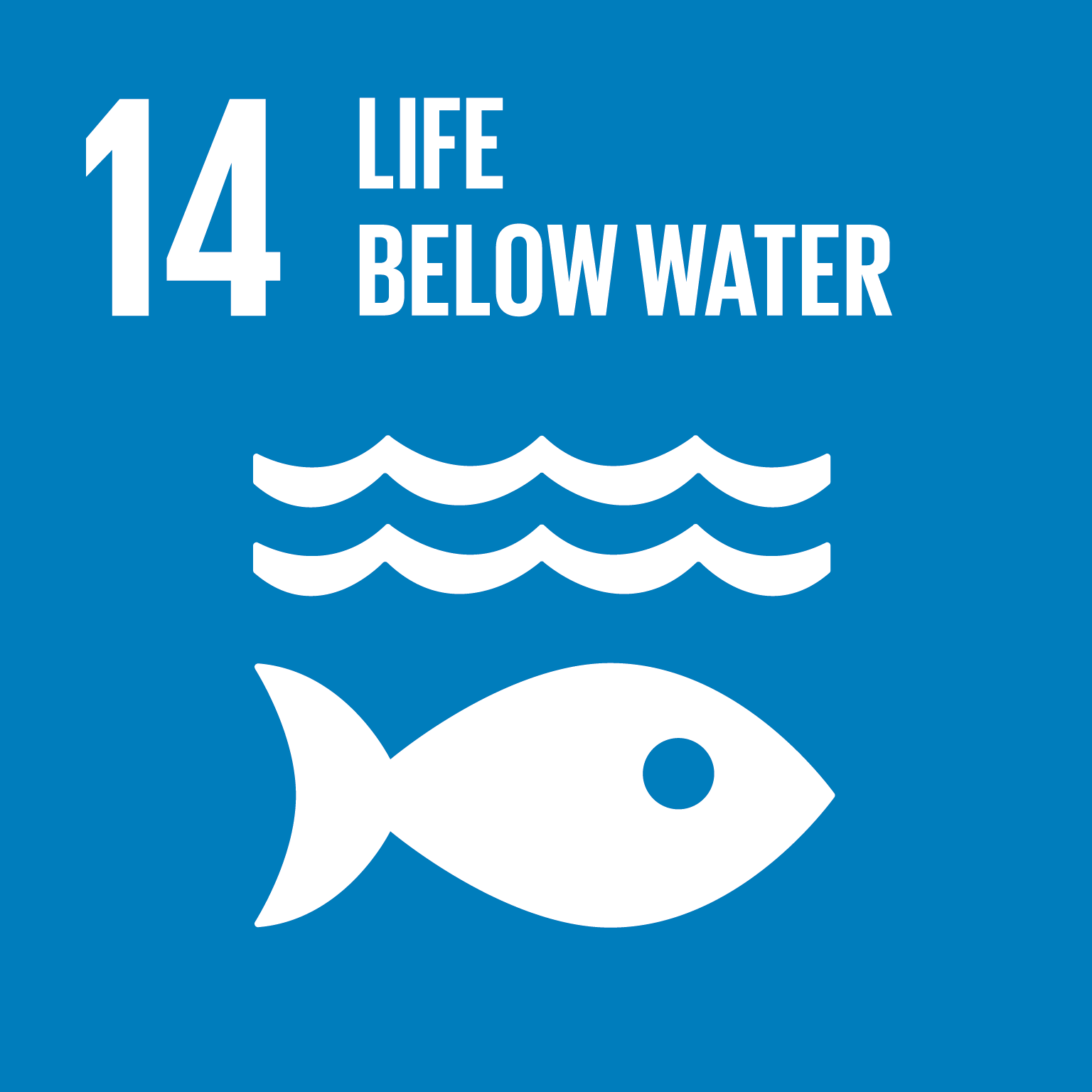 Life Below Water - Conserve and sustainably use the oceans, seas and marine resources